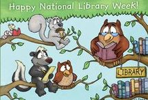 Library, Reading, Books / All About Libraries, Reading, and Books. :-) / by Bobbi Ysmael