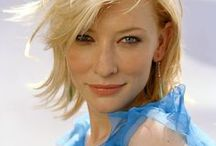 Cate Blanchett / by Don Salm