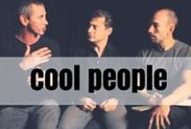 Cool People / Joe knows cool people...here they are.