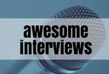 Awesome Interviews