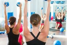 Barre + Pilates / Studio workouts to inspire you.