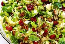 Salads / Yummy, healthy and delicious salads.