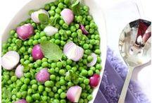 Vegetables + Side Dishes