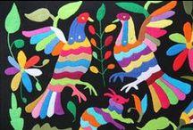 bordado / embroidery / hafty