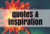 Quotes & Inspiration