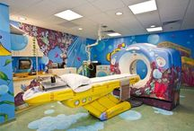 Medical care, dentist, hospital, etc. Wall & floor Graphics