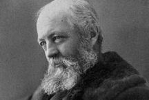 Frederick Law Olmsted, landscape architect (1822 - 1903)
