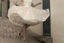 Wedding Dresses / Lace, mairmaid, Audrey Hepburn, tulle