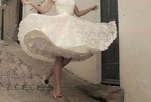 Wedding Dresses / Lace, mairmaid, Audrey Hepburn, tulle