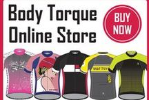 """Body Torque Gear / Check out our range of """"Ready to Wear"""" cycling gear that we have specially designed just for you!"""