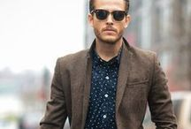 Mad about their style/ Men