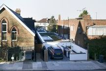 Hertford Road • East Finchley • London / New Submerged Infill House