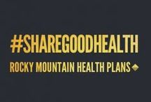 #ShareGoodHealth / A tribute to the many ways we can all share good health, all year round!
