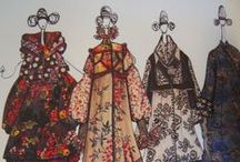 Tradition and Adventure / weef, borduur, prints
