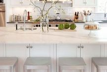 Kitchen Design Ideas / by Sanid Pokavattana