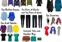 Capsule wardrobe - Kapselivaatekaappi