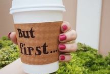 Sunday Calls for Nails + Coffee