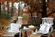 LEXINGTON FALL / We love fall - we're always inspired by the changing colors and beautiful season shift. Get inspired by the Lexington way of spending fall in the East Coast of America, with it's lovely New England style.