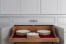 ★ CABINETS.SHELVING ★ / Cabinets of all styles - storage savers! / by BOUDI