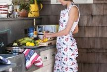 LEXINGTON SUMMER / The East Coast summer life is casual, easy and relaxed. Get inspired by the way Lexington Company spends summer in New England.