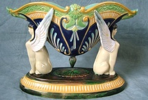 English Majolica  / by Dennis Zimmer