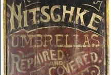 Trade Signs / Here are some of the many antique trade signs, as well as 19th Century Trade Signs, available at Milne's At Home Antiques. Trade signs add history and vintage style for any home or business.