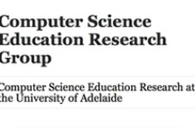 CSER Computer Science Education Research Group / The Computer Science Education Research Group, based at the University of Adelaide, aims to promote research and scholarship within the field of Computer Science Education. CSER aims to understand how we can improve the teaching and learning of computing. In preparation for the new F-12 Digital Technologies learning area in Australia, here at CSER we have created a collection of pins to provide support, inspiration and ideas for school teachers. http://cseradelaide.wordpress.com/