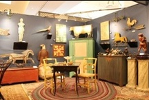 Antique Fairs / We love to visit and show at antique fairs around the country and beyond.