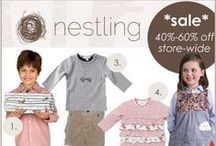 here we are! / nestling online boutique in the media www.nestling.com.au