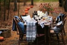LEXINGTON HARVEST TIME / We love a great Fall Harvest Dinner!