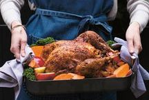 HAPPY THANKSGIVING / Let's gather friends and family for laughs, love and delicious dining.  We love Thanksgiving!