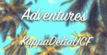 Kappa Delta Adventures
