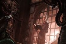 H.P. Lovecraft / A Howard le gustaban los helados con locura. Era adicto al café. Era un viajero tenaz. Visitaba amigos (los tenía incontables) en cada ciudad a la que iba. Era sociable, tolerante (en persona) y escribió más de 100.000 cartas. Fue una persona encantadora y curiosa, con una vida triste, y cada lector que haya encontrado placer en una de sus páginas debe sinceramente desear que en cualquiera de estas actividades mencionadas él encontrara alguna vez una profunda felicidad.  elmalpensante.com-Nº 62