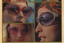 Vintage Vision / Retro styles or genuine vintage finds we think you'll love.