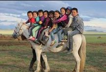 Mongolia for Kids / Mongolian life and culture for kids.