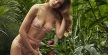 Lingerie / Lace lingerie can make anyone feel fabulous...
