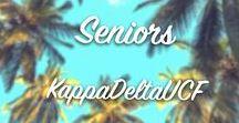 Seniors / University of Central Florida Kappa Delta Seniors