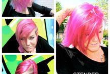 Rock my Hair / Hair Cut and Awesome hair color