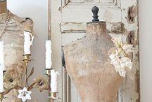 Shabby& rustic interiors / by Margaret Dauna