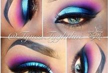 Blend That Sh!t / Impeccably blended eye looks