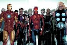 Marvel Universe / by DRAGON EXILE