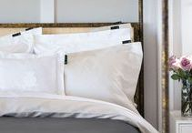 LEXINGTON SUPERIOR / Premium Egyptian cotton and craftsmanship backed by years of tradition – Lexington's Superior Collection brings you some of the most luxurious bedding in the world!  Let us introduce the elegant new addition of white and gray, in high quality sateen and jacquard.