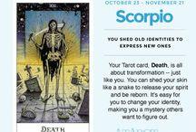 Scorpio / Maybe I like it because it's true.