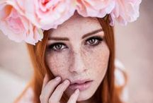 Flowercrowns / handmade flower crowns, by www.cityflower.cz