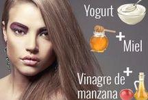 Trucos de Salud y Belleza / El #vinagre, un elemento fundamental en tu cocina y un aliado de #belleza y #salud