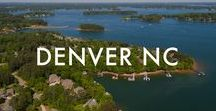 Denver, North Carolina / Denver North Carolina is a wonderful place in North Carolina to call home! Denver NC provides a small town feel, and provides easy access to Mooresville, Huntersville or Charlotte. Denver also is home to miles and miles of beautiful Lake Norman shoreline.