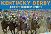 Kentucky Derby | The Most Exciting Two Minutes in Sports / The Run for the Roses takes place on the first Saturday of May and for two minutes every year, the world watches the Kentucky Derby, the greatest two minutes in sports.