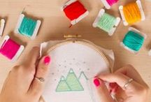 Cross Stitch / This board is all about cross stitch, including some tutorials and how-tos