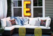 { outdoor ideas to delight } / beautiful outdoor designs