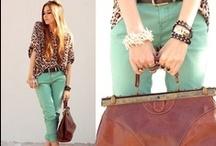 { women's style to adore } / feminine vintage modern clothing